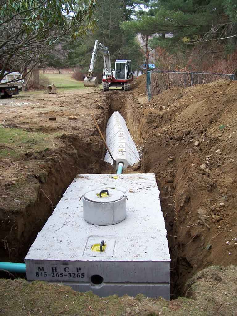 Aerobic Septic System Parts